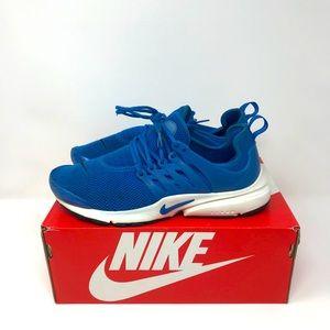 Nike - Men's Air Presto Running 'Royal Blue'